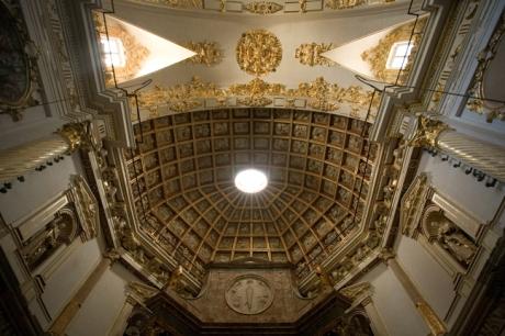 Iglesia de San Martin, Valencia, Spain, June 2012