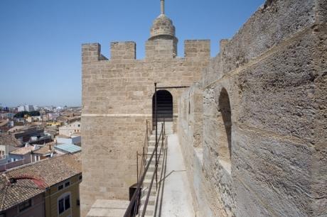 Torres de Serrans, Valencia, Spain, June 2012