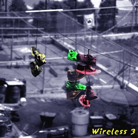 Wireless 3 - First Album Front Cover - 2000