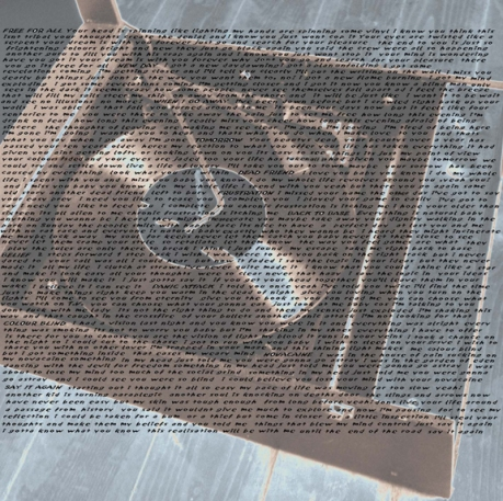 Wireless 3 - First Album Inside Leaf 1 - 2000