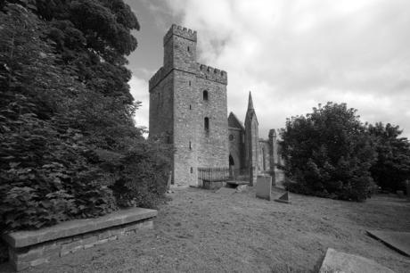 Selskar Abbey, Wexford, Co. Wexford, Ireland, August 2010