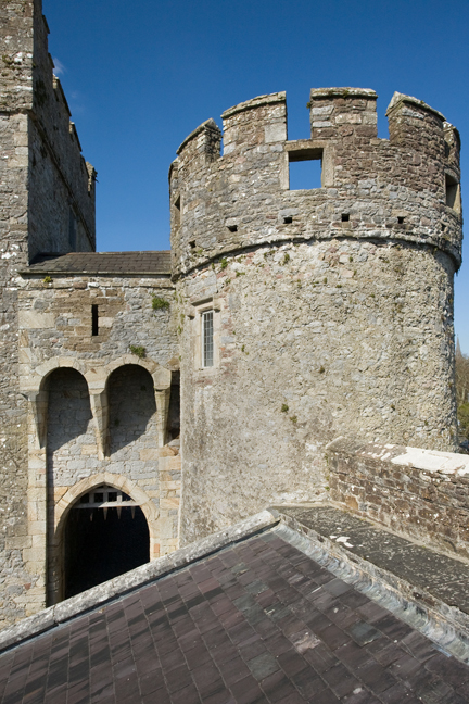 Cahir Castle, Tipperary, Ireland, 2013