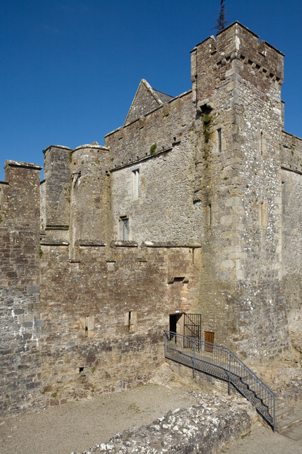 Cahir Castle, Tipperary, Ireland, 2013  © Tom O' Connor 2013