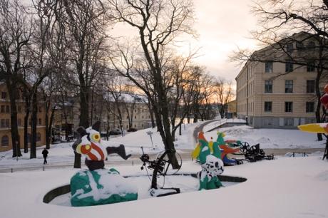 Moderna Museet, Stockholm, Sweden, February 2011