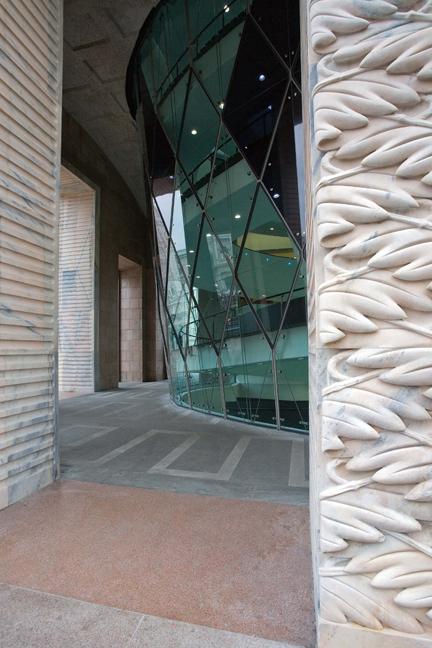 Museo del Novecento, Milan, Italy, January 2011