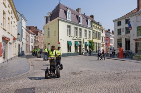 Katelijnestraat, Bruges, Belgium, April 2011