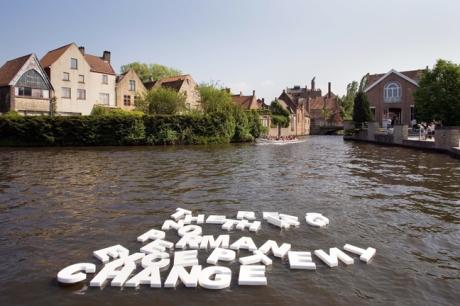 Site Oud Sint-Jan, Bruges, Belgium, April 2011