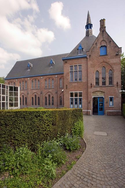 Groeninge Museum, Bruges, Belgium, April 2011