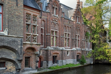 Guildhall, Bruges, Belgium, April 2011