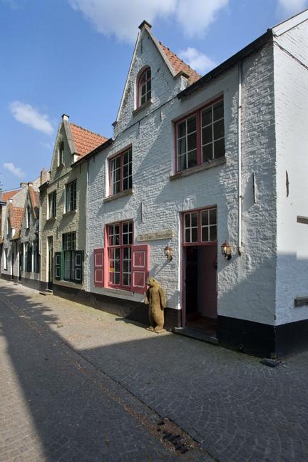 Groeninge 23, Bruges, Belgium, April 20111