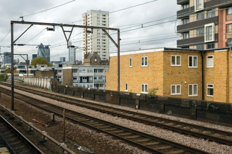 Shadwell, Wapping, London, England, October 2011