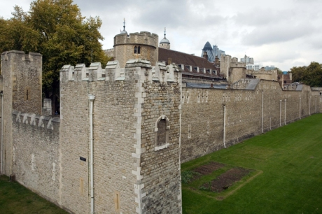 Develin Tower, London, England, October 2011