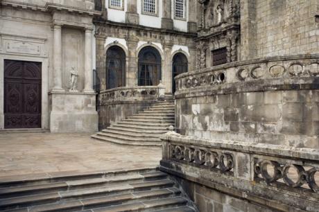 Igreja de São Francisco,  Porto, Portugal, April 2012