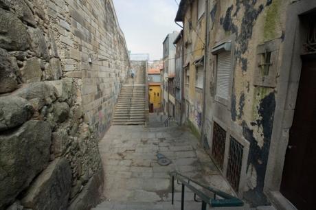Calçada Forno Velho, Porto, Portugal, April 2012