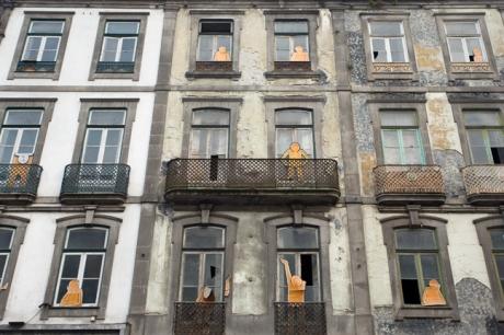 Rua de São João, Porto, Portugal, April 2012