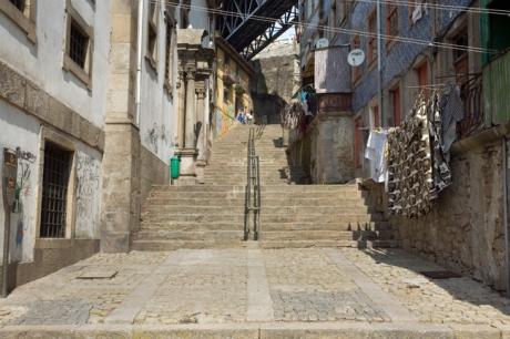 Rua da Senhora das Verdades, Porto, Portugal, March 2012