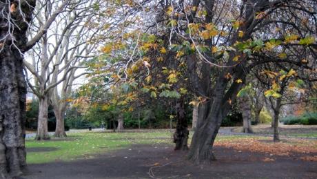 Dublin, Ireland, November 17th 2007