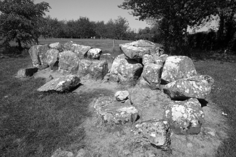 Proleek Wedge Tomb, Louth, Ireland 2012