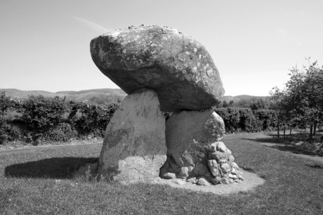Proleek Portal Tomb, Louth, Ireland 2012