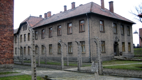 Auschwitz, Poland, March 2008