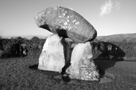 Proleek Portal Tomb, Louth, Ireland 2013 © Tom O' Connor 2013