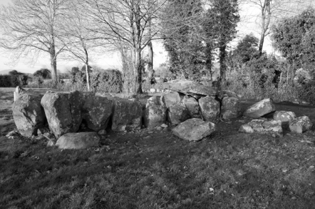 Proleek Wedge Tomb, Louth, Ireland 2013 © Tom O' Connor 2013
