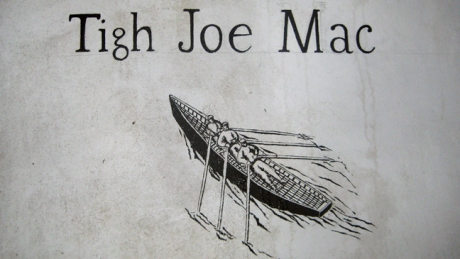 Tigh Joe Macs, Inis Mor, Galway, Ireland, July 2012