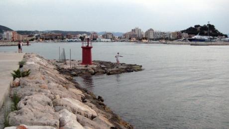 Port Dénia, Denia, Spain, June 2012