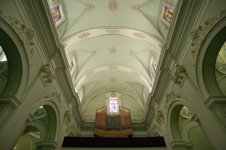 Iglesia de la Asuncion, Denia, Spain, June 2012