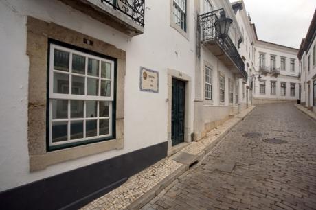 Rua do Município, Faro, Portugal, November 2012