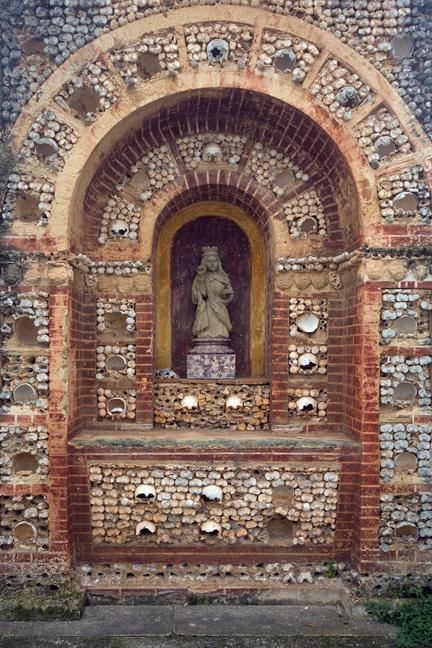 Capela dos Ossos, Sé Catedral de Faro, Faro, Portugal, November 2012