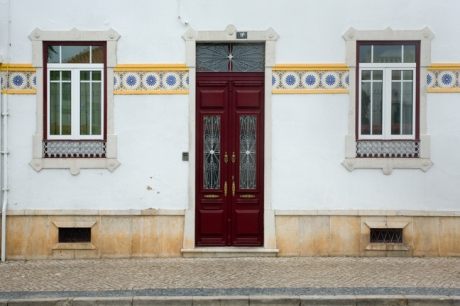 Rua Dr. Manuel Arriaga, Faro, Portugal, November 2012