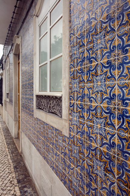 Rua Pinheiro Chagas, Faro, Portugal, November 2012
