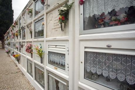 Cemetery, Faro, Portugal, November 2012