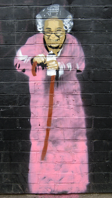 Francis Street, Dublin, Ireland, June 2013