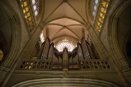 Catedral Basilica De Santiago, Bilbao, Spain, July 2013