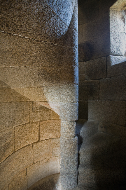 Torre de Hércules, A Coruna, Spain, July 2013