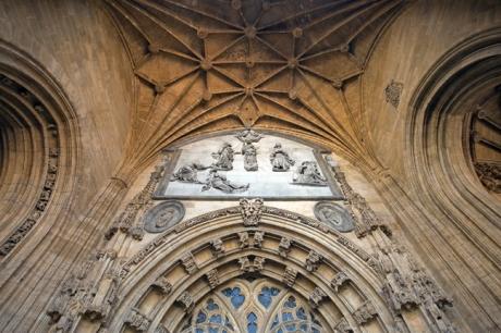 Catedral de San Salvador, Oviedo, Spain, July 2013