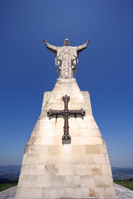 Cristo del Monte Naranco, Oviedo, Spain, July 2013