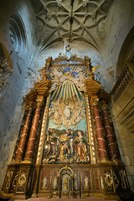 Catedral de Santiago de Compostela, Spain, July 2013