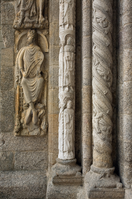 Catedral de Santiago de Compostela, Spain, July 2013013