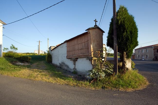 Horreos, Galicia, Spain, July 2013
