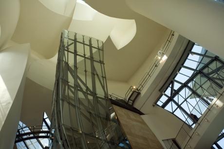 MMuseo Guggenheim, Frank Gehry, Bilbao, Spain, July 2013