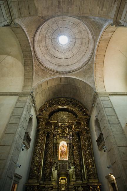 Igrexa de San Fiz de Solovio, Santiago, Spain, July 2013