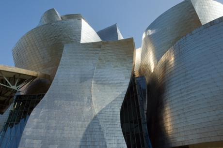 Museo Guggenheim, Frank Gehry, Bilbao, Spain, July 2013 © Tom O Connor 2013