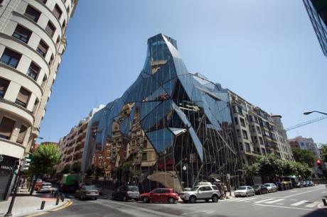 El Departamento de Sanidad y Osakidetza, Bilbao, Spain, July 2013