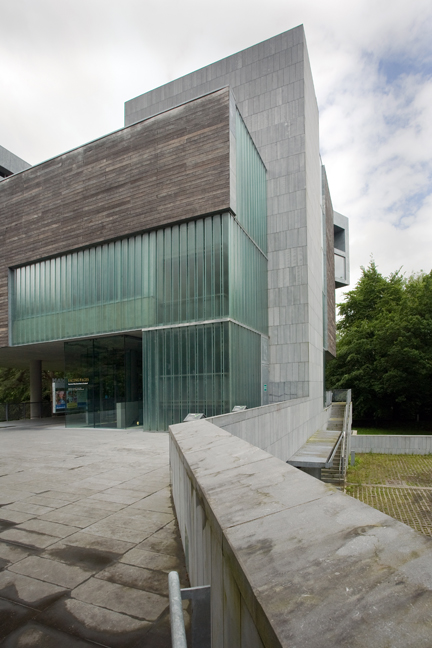 Glucksman Gallery, Cork, Ireland, June 2014
