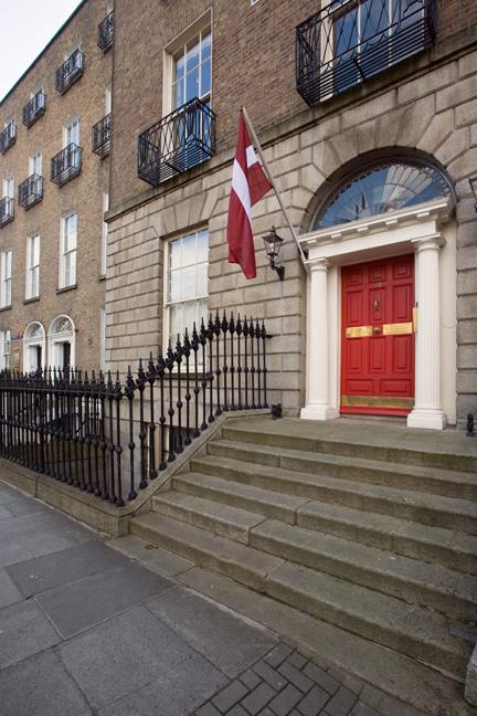 St Stephens Green, Dublin, March 2014