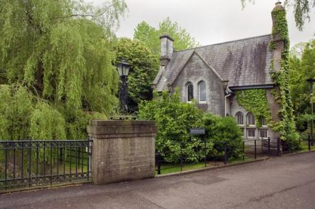 Glucksman Gallery, Cork, Ireland, June 2014