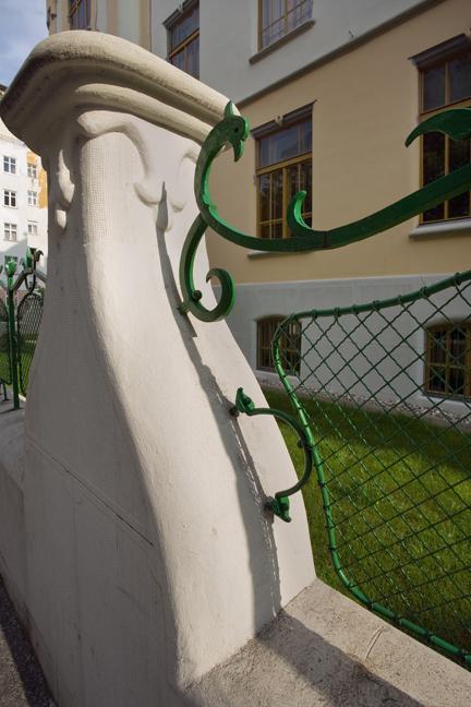 Gymnázia Grösslingová, Bratislava, Slovakia, April 2014
